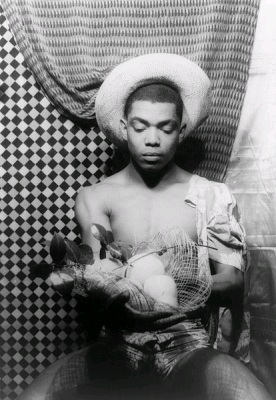 Portrait of Alvin Ailey in 1955 by Carl Van Vechten. (Wikimedia Commons/Library of Congress)
