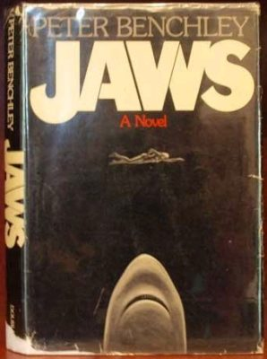 Early <i>Jaws</i> cover (Amazon.com)