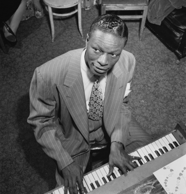 Nat King Cole (Wikimedia Commons/William P. Gottlieb)