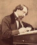 Charles Dickens (Wikimedia Commons)