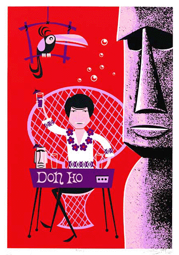 Don Ho by Shag