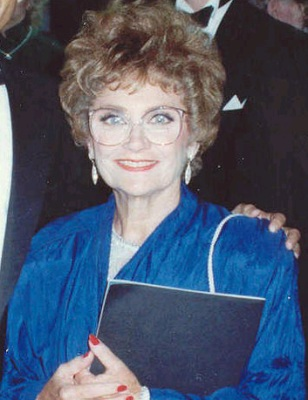 Estelle Getty in 1989 (Wikimedia Commons/Alan Light)