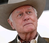 Larry Hagman (Associated Press Photo)