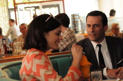 Mad Men still (AMC/San Antonio Express-News)