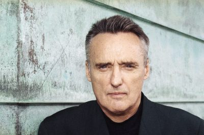 A July 10, 1991 photo shows actor Dennis Hopper. Hopper, the Hollywood actor-director whose memorable career included the 1969 smash