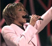 Whitney Houston (AP Photo/Matt Sayles, File)