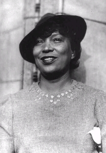 Zora Neale Hurston (U.S. Library of Congress)