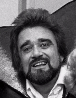 Wolfman Jack in 1979 (Wikimedia Commons/Orange County Archives)