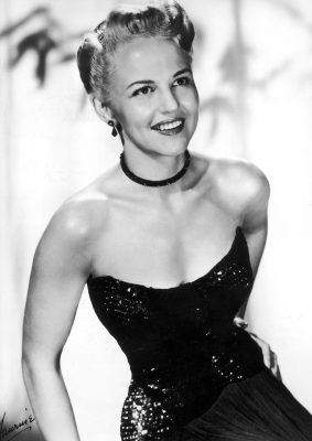 Peggy Lee (Photo by Getty Images)