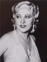 Mae West (Wikimedia Commons)