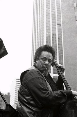 Charles Mingus (Wikimedia Commons/ Tom Marcello)