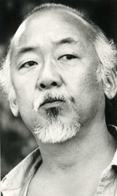 Actor Pat Morita is shown in the this undated file photo. Morita died Thursday, Nov. 24, 2005 at his home in Las Vegas of natural causes. He was 73. (AP Photo)