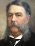 Portrait of Chester A. Arthur by Ole Peter Hansen Balling (Wikimedia Commons)