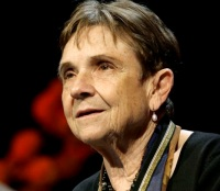 Adrienne Rich (AP Photo/Stuart Ramson)
