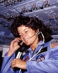 Sally Ride (AP Photo/Debra Reid)