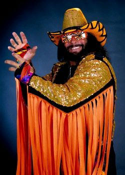 Randy Savage (AP Photo)