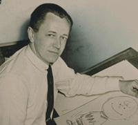 Charles Schulz (Library of Congress / Roger Higgins)