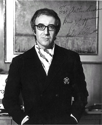 Peter Sellers, circa 1975 (Wikimedia Commons/public domain)