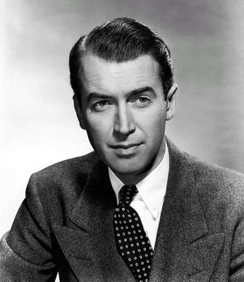 Jimmy Stewart (Wikimedia Commons/Studio publicity still)