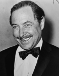 Tennessee Williams (Wikimedia Commons)