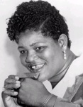 Big Mama Thornton (Wikimedia Commons)