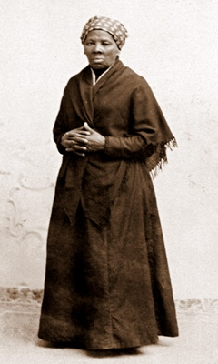 Harriet Tubman (Wikimedia Commons/Photo by H. Seymour Squyer)