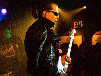 Link Wray (Wikimedia Commons/Anthony Pepitone)