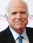 John McCain (Stephane Cardinale / Corbis / Getty Images)