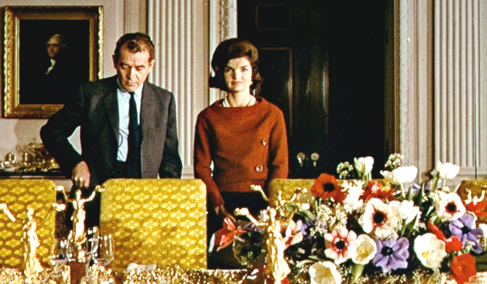 Jackie Kennedy won an Emmy for her tour of the White House
